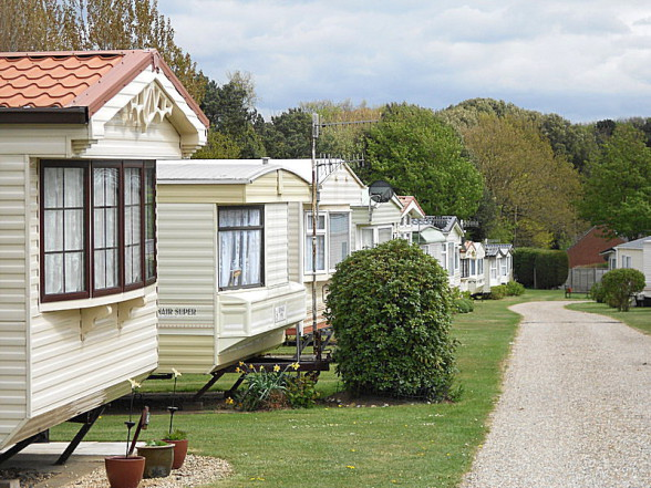 Photo of Poplars Caravan Park